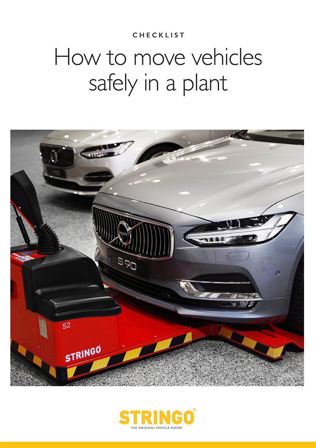 How to move vehicles safely in a plant-1